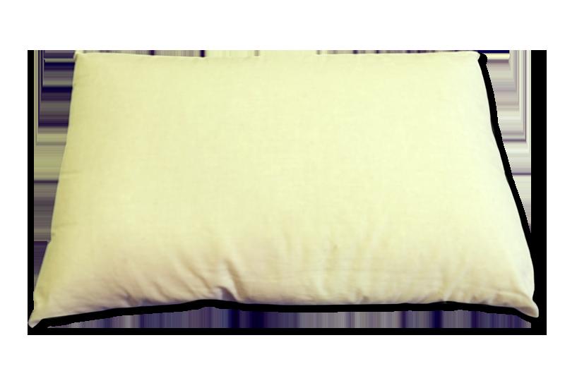 cuscino puro cotone